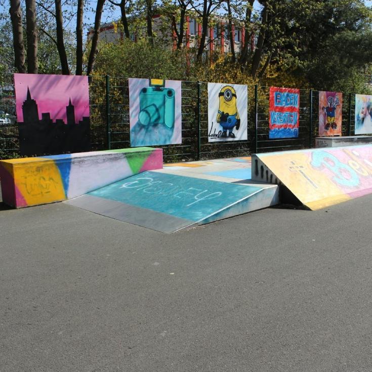 Bild 20: Skate- und BMX-Park Werrestraße