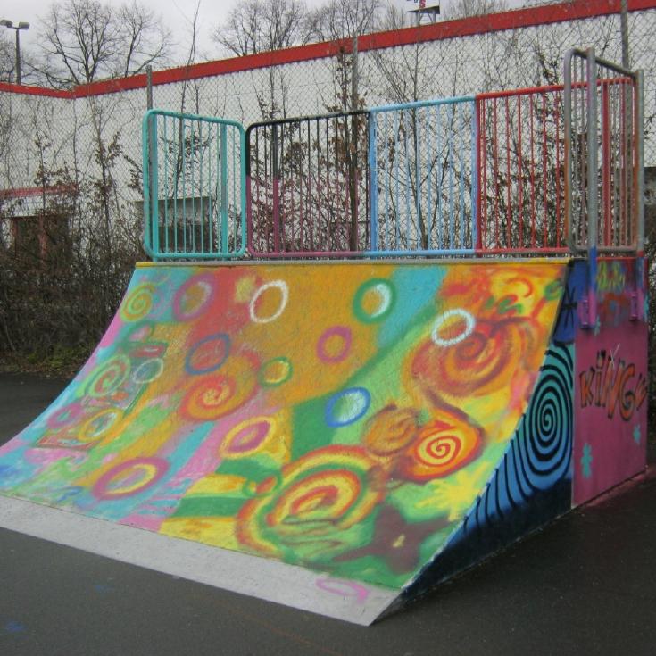 Bild 18: Skate- und BMX-Park Werrestraße