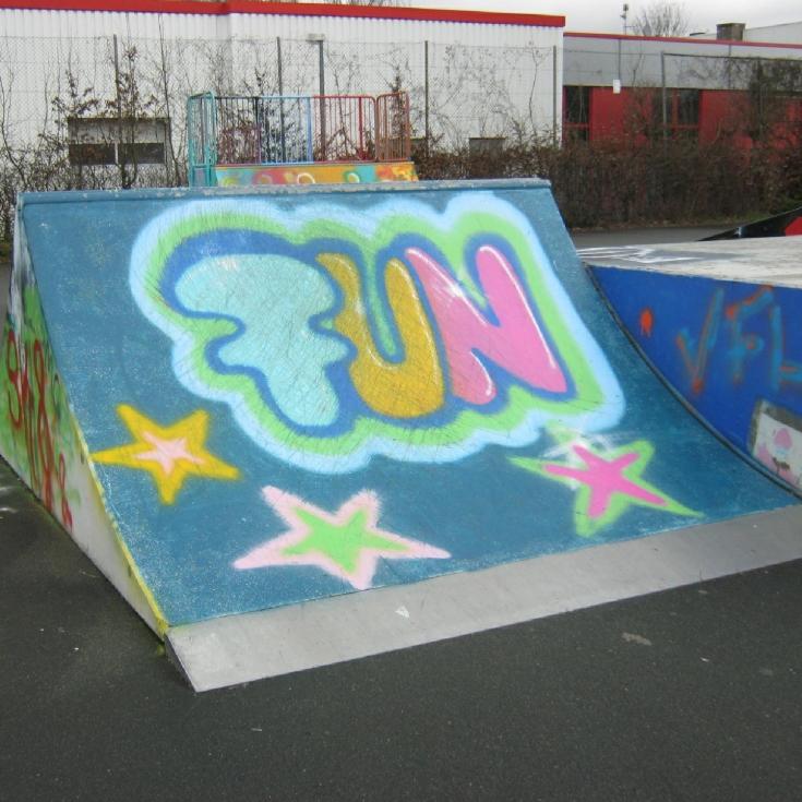 Bild 8: Skate- und BMX-Park Werrestraße
