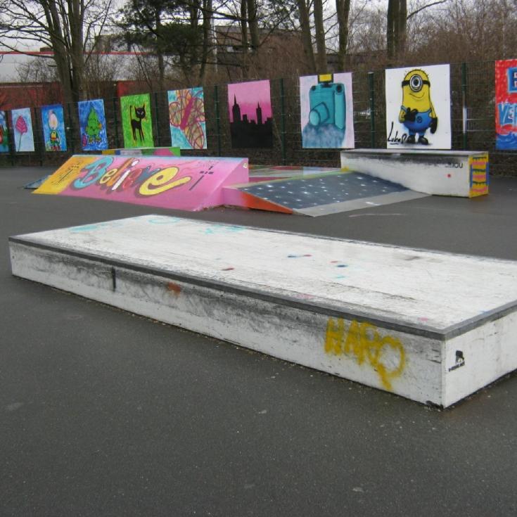 Bild 17: Skate- und BMX-Park Werrestraße