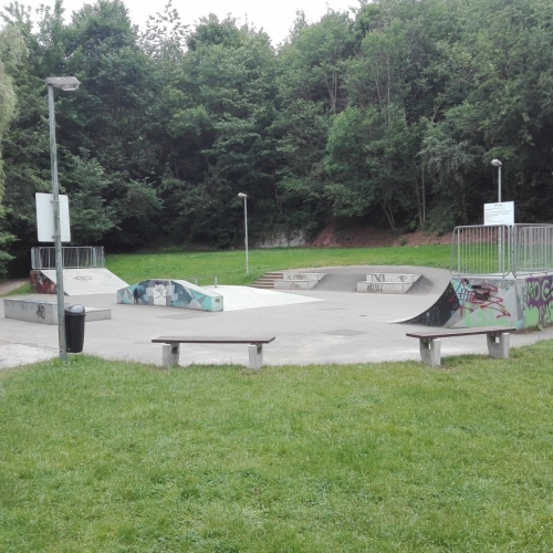 Bild 3: Skateanlage Tal Josaphat S1-1