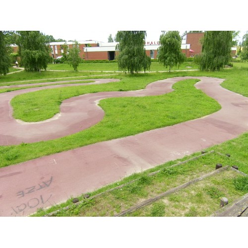 Bild 6: Skatepark an den Ruppiner Kliniken