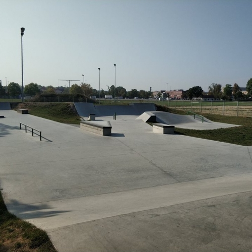Bild 5: Skatepark