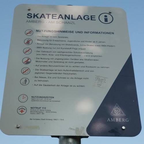 Bild 7: Skatepark