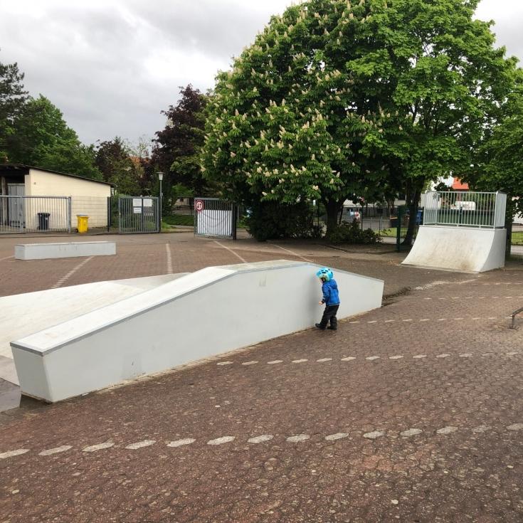 Bild 2: Skateplatz Meine