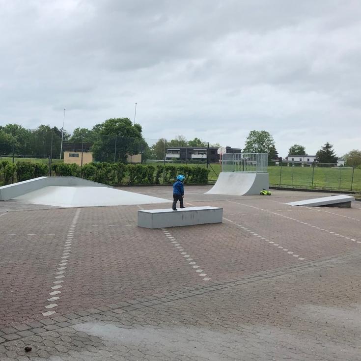 Bild 1: Skateplatz Meine