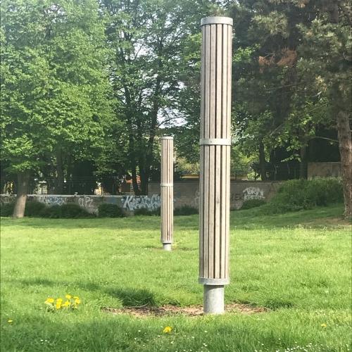 Bild 2: Slackline Park