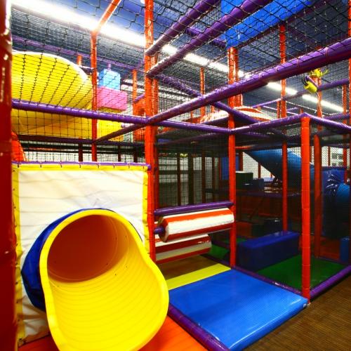 Bild 2: Sozialer Indoor-Spielplatz PlayTogether