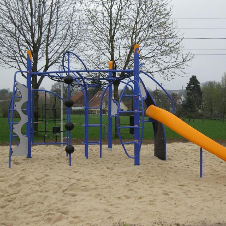 Bild 5: Spiel- und Bolzplatz Dorfspielplatz Niedereickum