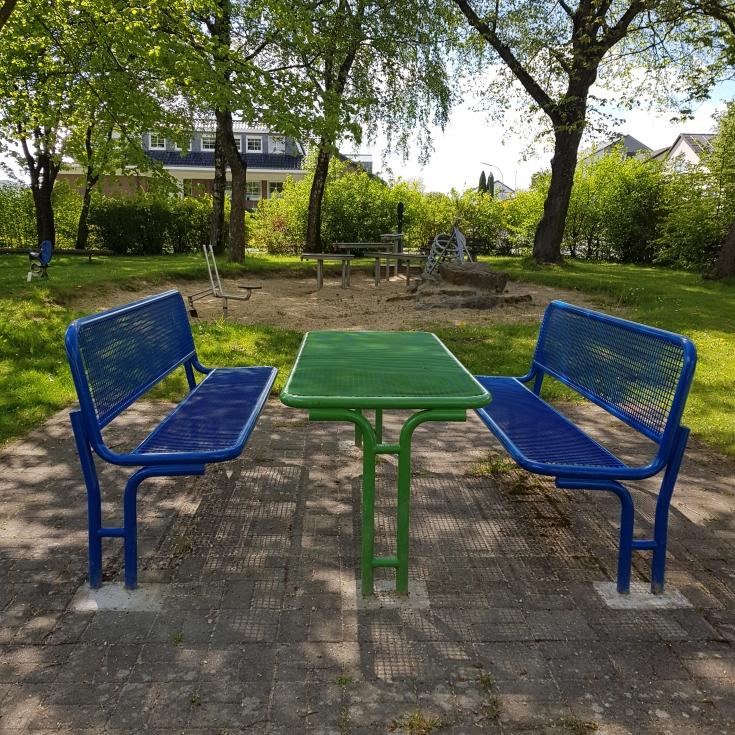 Bild 4: Spiel- und Bolzplatz Hardtweg