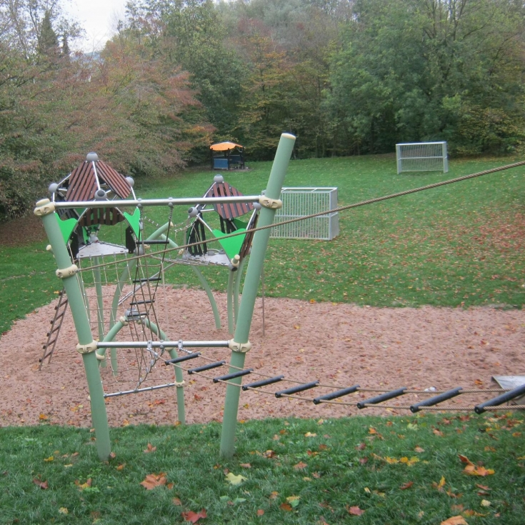 Bild 5: Spiel- und Bolzplatz im Kleinen Feld