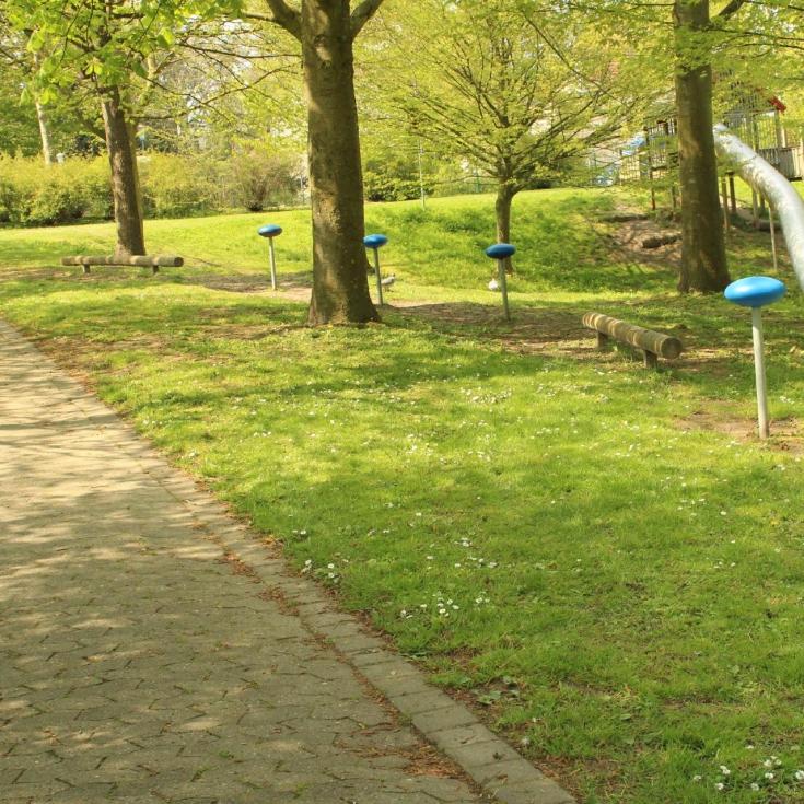 Bild 11: Spiel- und Bolzplatz im Kleinen Feld