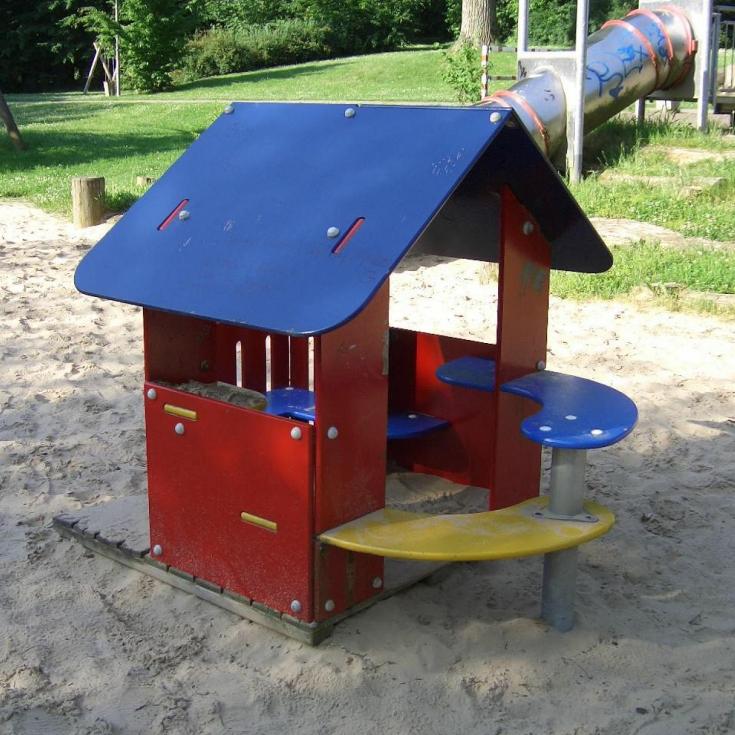 Bild 33: Spiel- und Bolzplatz im Kleinen Feld