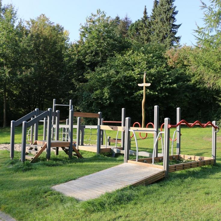 Bild 16: Spiel- und Bolzplatz im Kleinen Feld