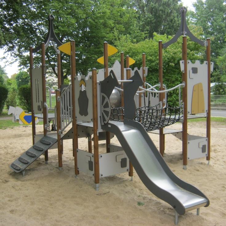 Bild 9: Spiel- und Bolzplatz Kleiberweg