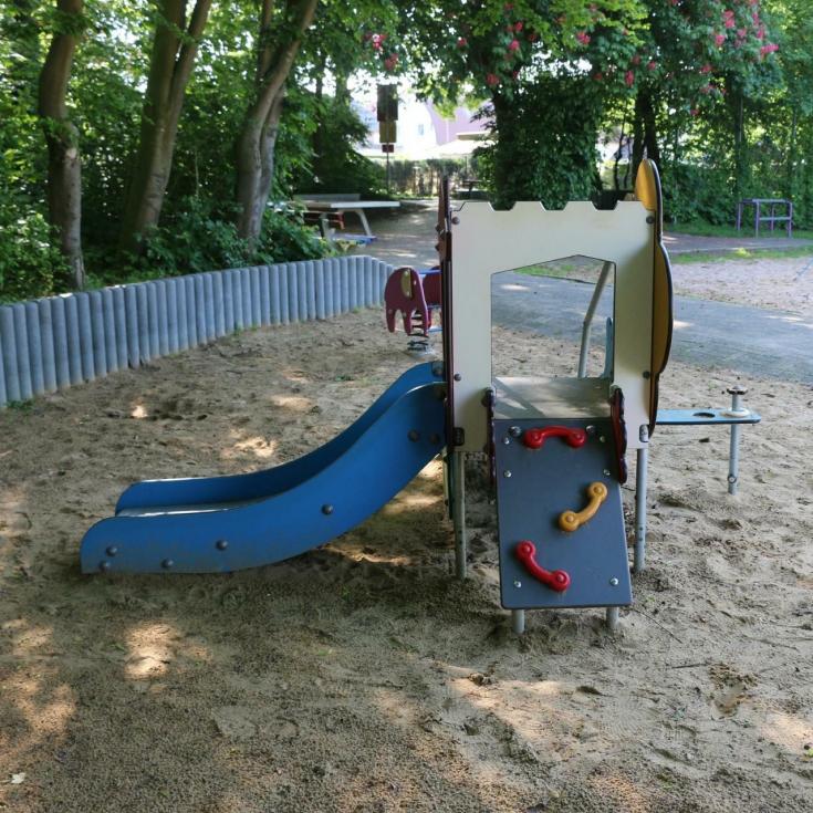 Bild 20: Spiel- und Bolzplatz Ottelau