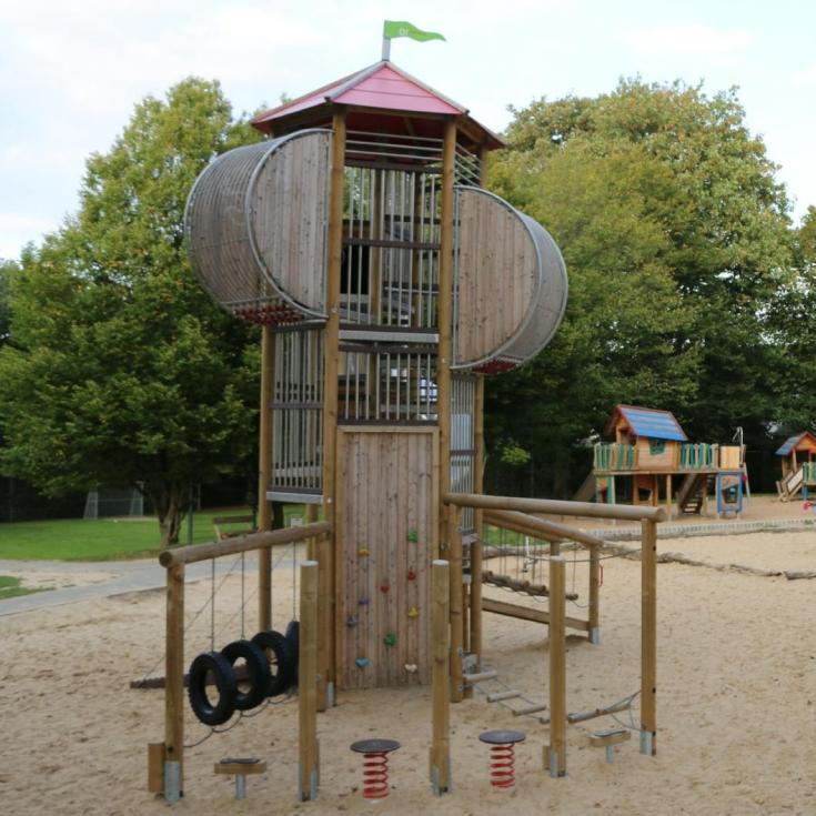 Bild 2: Spiel- und Bolzplatz Sennenbusch