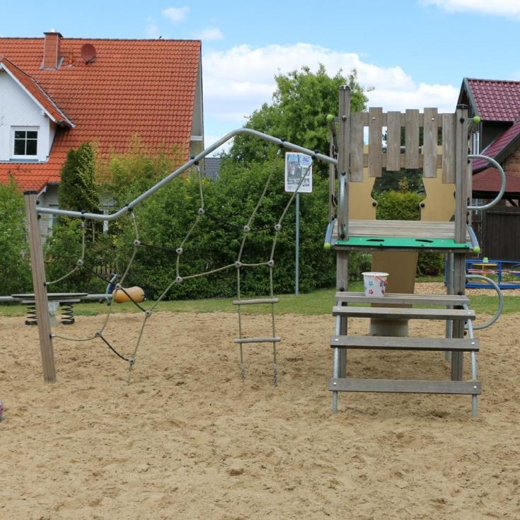 Bild 2: Spiel- und Bolzplatz Unterm Homberg