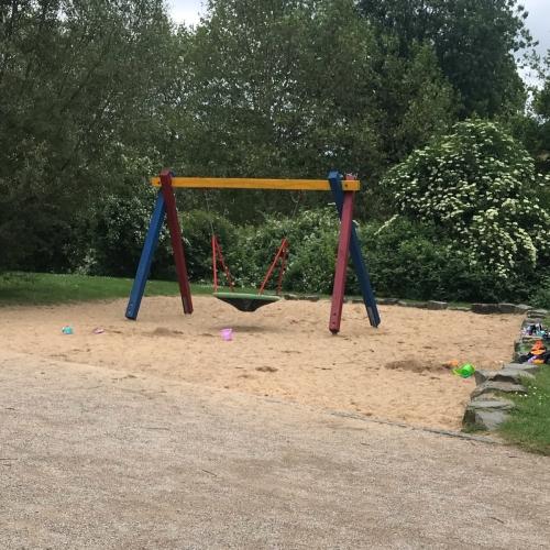 Bild 21: Spiellandschaft Neuland-Park