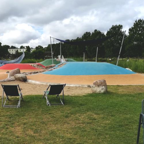 Bild 3: Spiellandschaft Schlosspark
