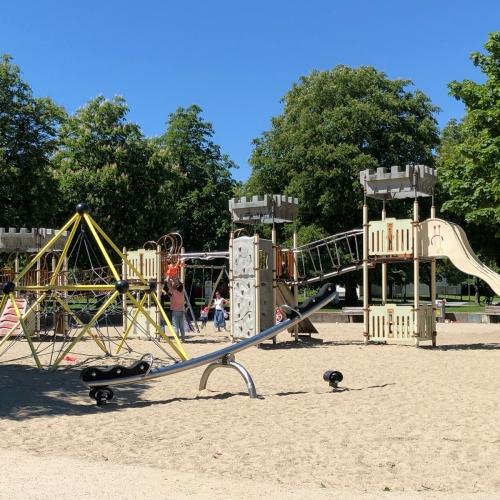 Bild 2: Spielpark im Wohnring Perlach