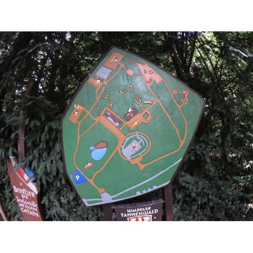 Bild 1: Waldpark Tannenwald