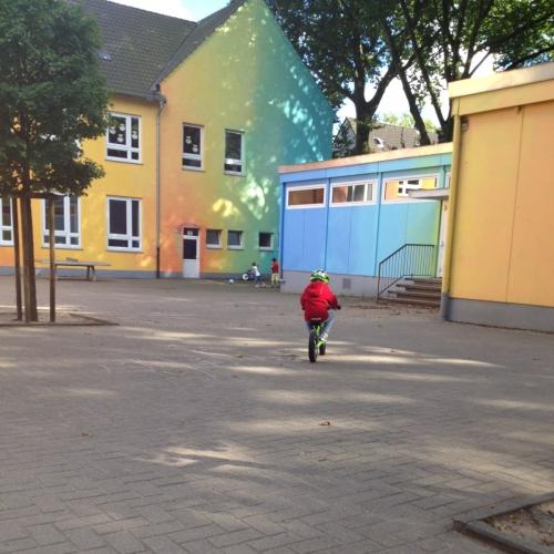 Bild 1: Spielpatz Schillerschule