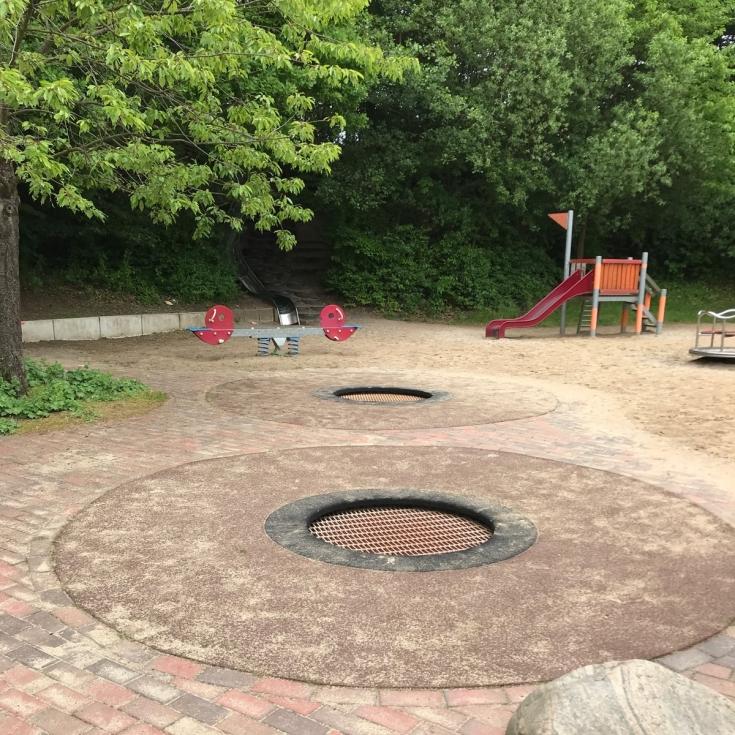 Bild 8: Spielplätze Grünes Zentrum