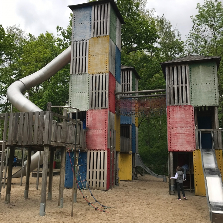 Bild 3: Spielplätze im Allwetterzoo Münster
