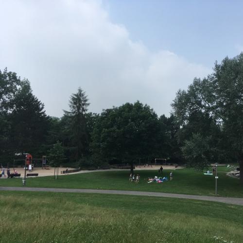 Bild 6: Spielplätze im Freizeitpark Rheinbach