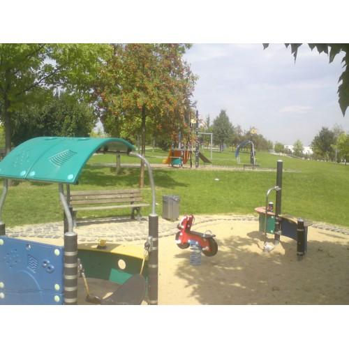 Bild 5: Am Bonifatiusbrunnen