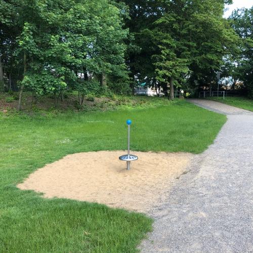 Bild 5: Spielplatz Am Flachsrosterweg