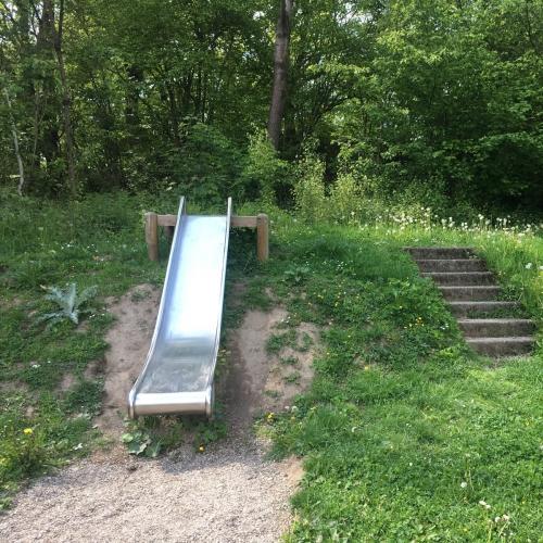 Bild 2: Spielplatz am Himberger See
