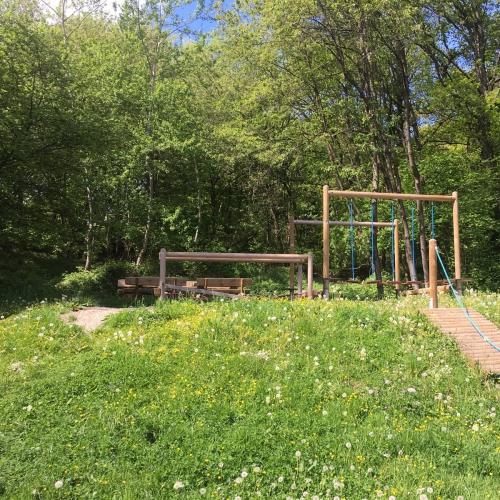 Bild 3: Spielplatz am Himberger See