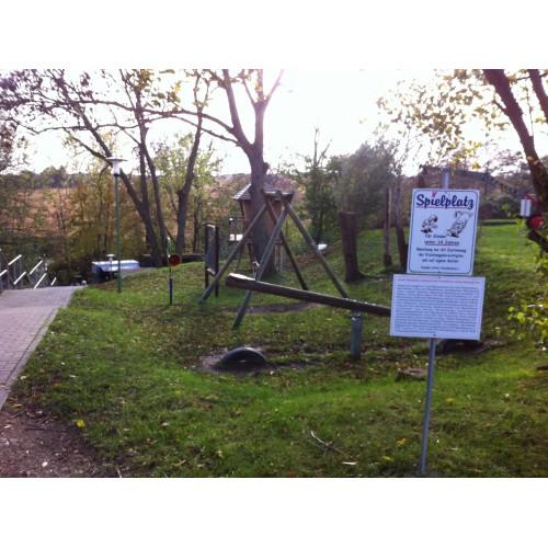 Bild 5: Spielplatz am Kreisagrarmuseum