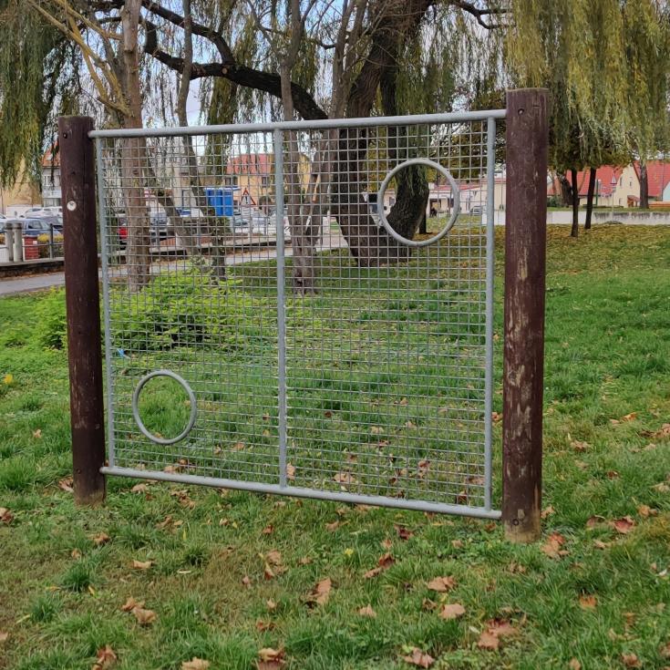 Bild 5: Spielplatz am Kupferschmiedegang
