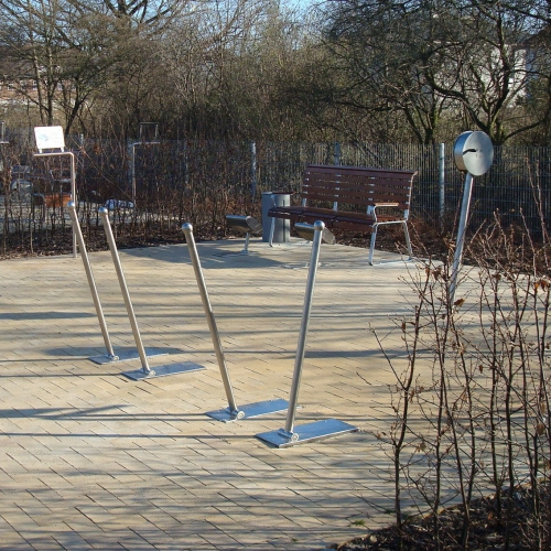 Bild 5: Spielplatz am Meesenplatz