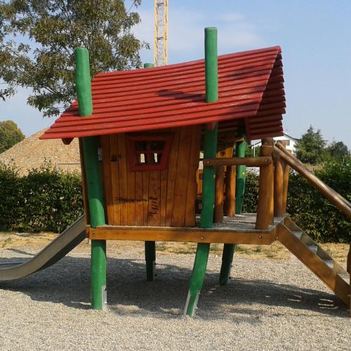 Bild 1: Spielplatz am Messeplatz