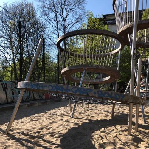 Bild 1: Spielplatz am Ostkreuz