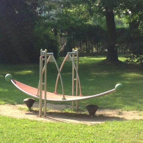 Bild 3: Am Schlossgarten
