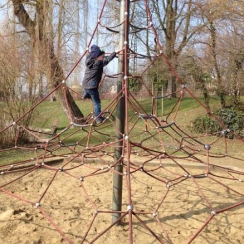 Bild 5: Spielplatz am Bodensee