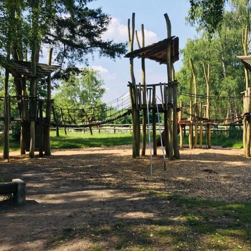 Bild 7: Spielplatz am Silbersee