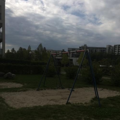 Bild 2: Spielplatz am Stiftsbogen