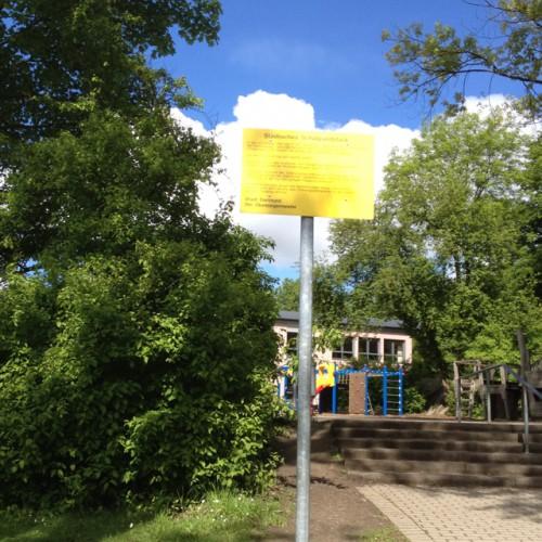 Bild 1: An der Ostenberg-Grundschule
