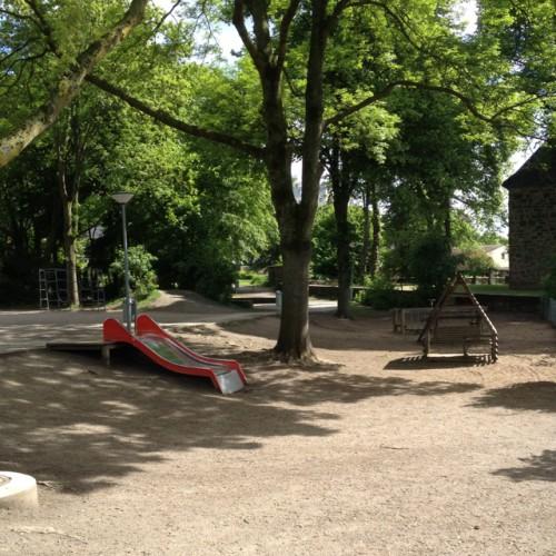 Bild 2: An der Ostenberg-Grundschule
