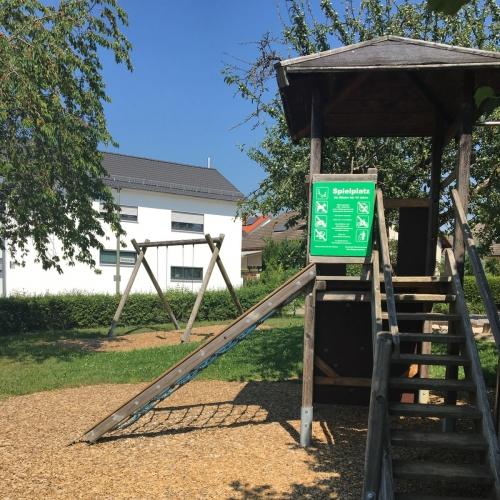 Bild 2: Spielplatz an der Schulstraße