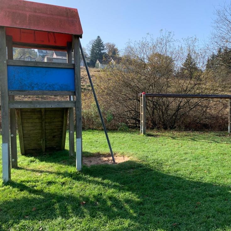 Bild 2: Spielplatz an der Schwarzach