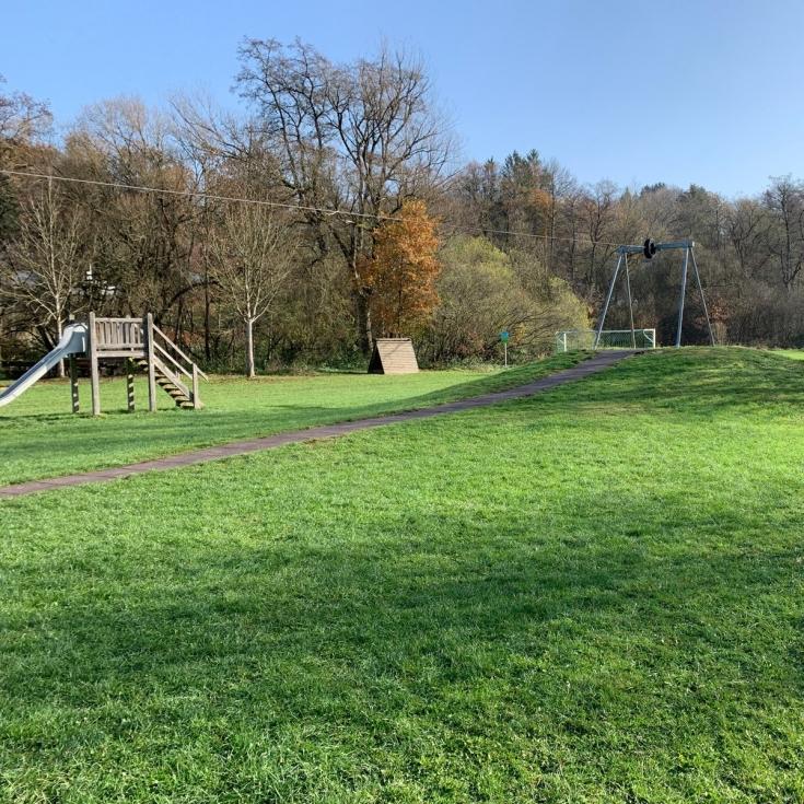 Bild 5: Spielplatz an der Schwarzach