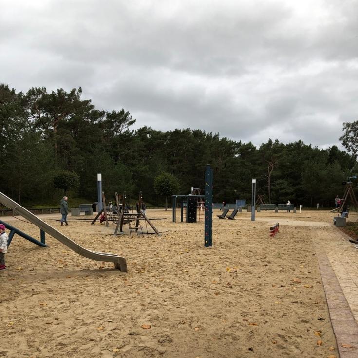 Bild 2: Spielplatz an der Strandpromenade