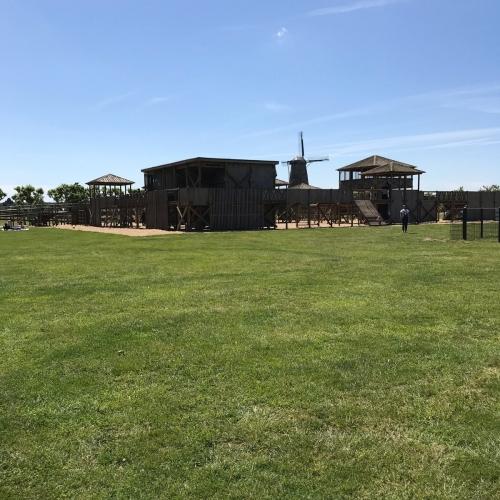 Bild 16: Spielplatz Archäologischer Park Xanten